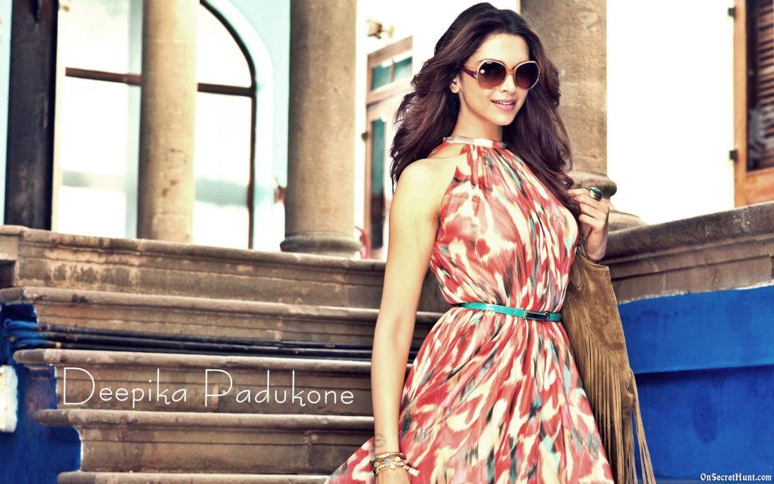 DEEPIKA PADUKONE indian film actress model bollywood babe (45) wallpaper