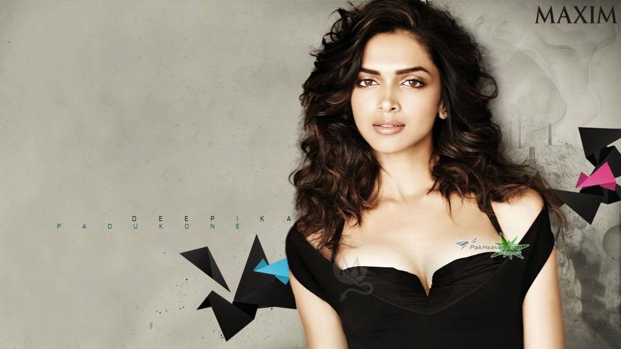DEEPIKA PADUKONE indian film actress model bollywood babe (86) wallpaper