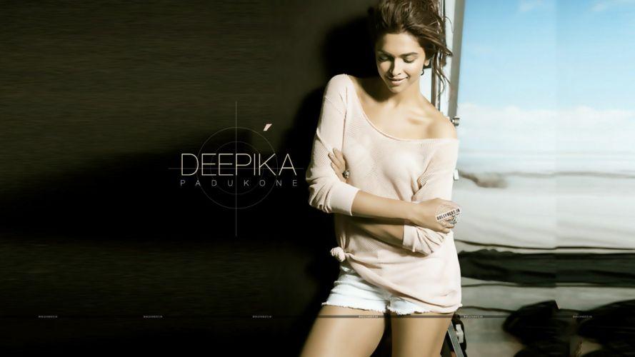 DEEPIKA PADUKONE indian film actress model bollywood babe (105) wallpaper