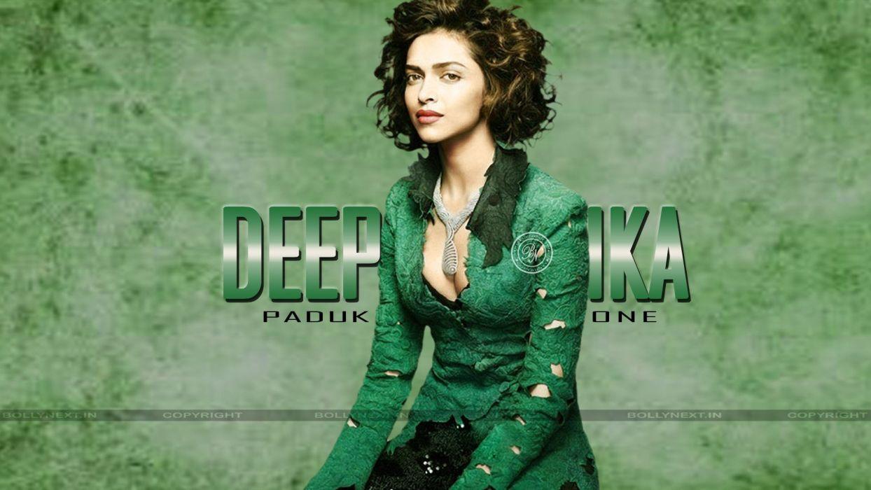 DEEPIKA PADUKONE indian film actress model bollywood babe (106) wallpaper