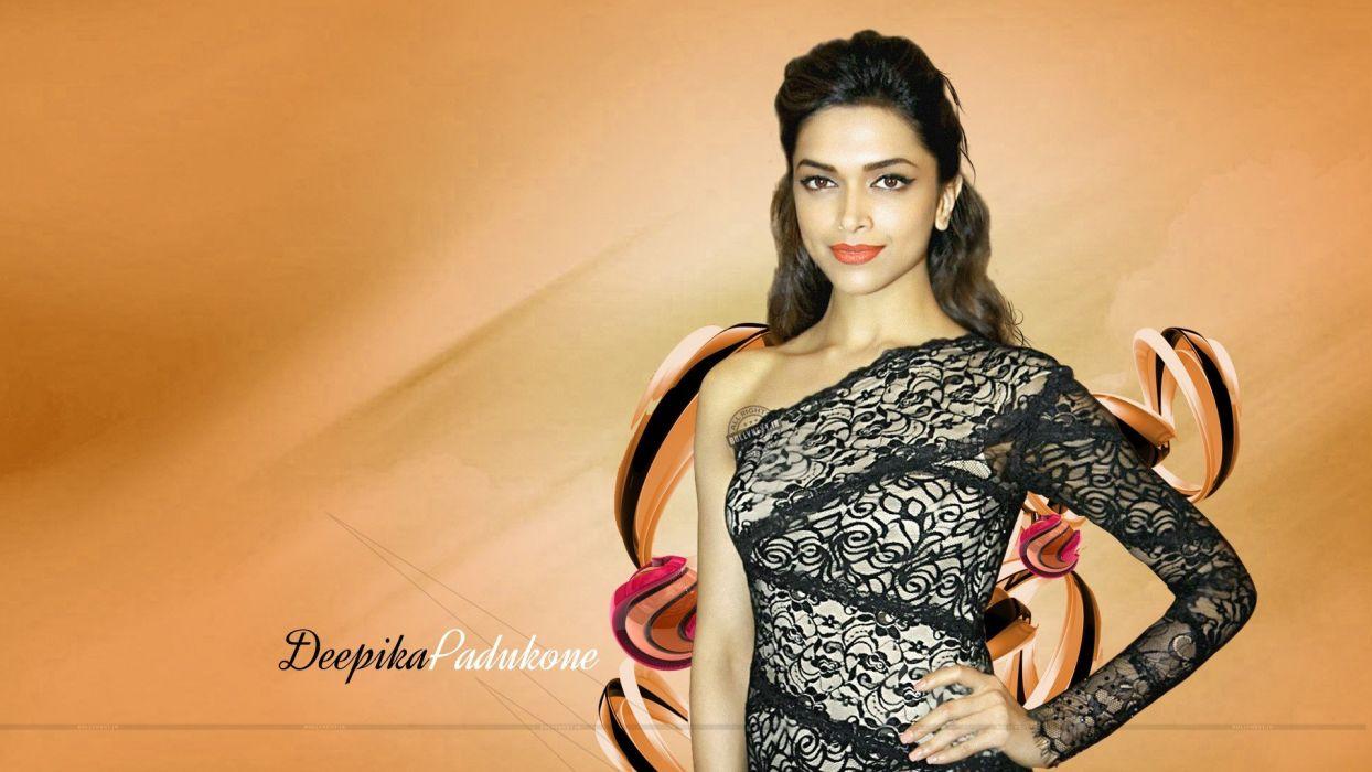 DEEPIKA PADUKONE indian film actress model bollywood babe (103) wallpaper