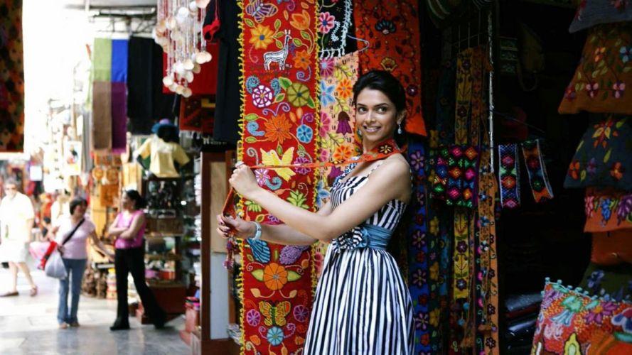 DEEPIKA PADUKONE indian film actress model bollywood babe (113) wallpaper