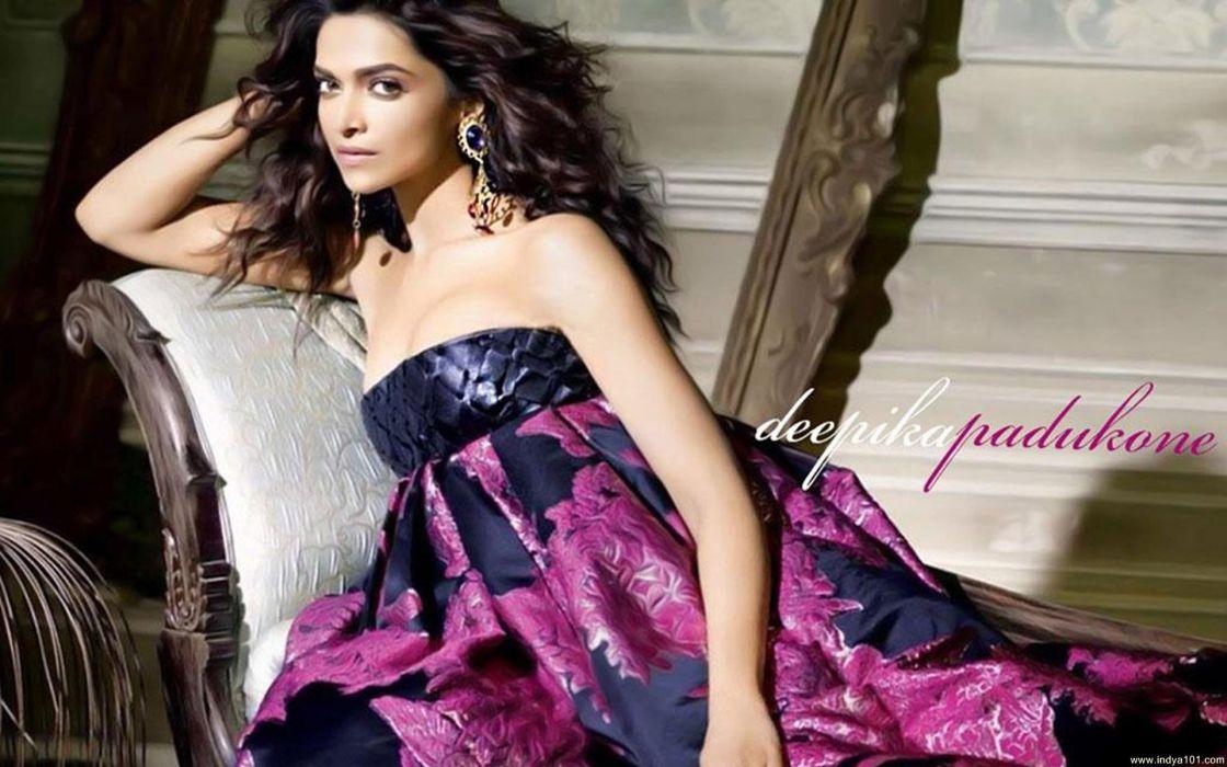 DEEPIKA PADUKONE indian film actress model bollywood babe (128) wallpaper