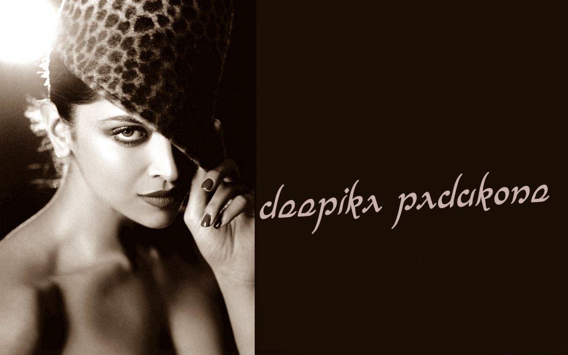 DEEPIKA PADUKONE indian film actress model bollywood babe (122) wallpaper