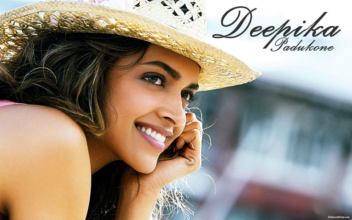 DEEPIKA PADUKONE indian film actress model bollywood babe (150) wallpaper
