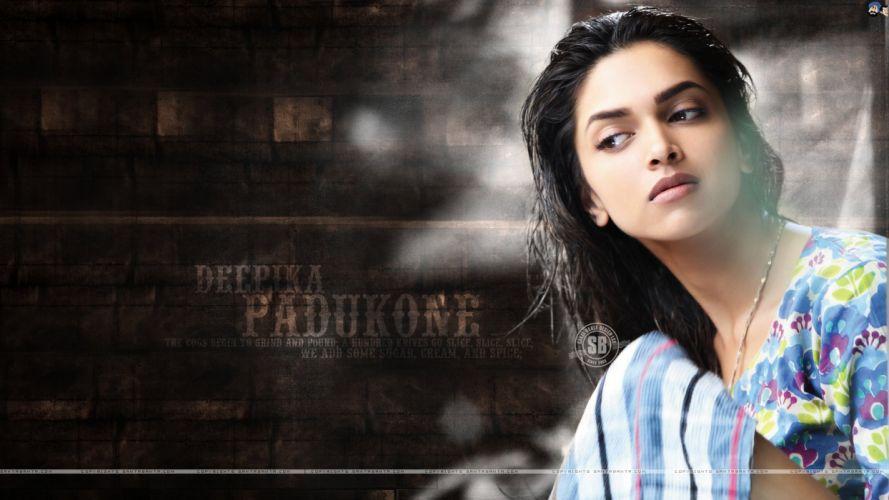 DEEPIKA PADUKONE indian film actress model bollywood babe (162) wallpaper