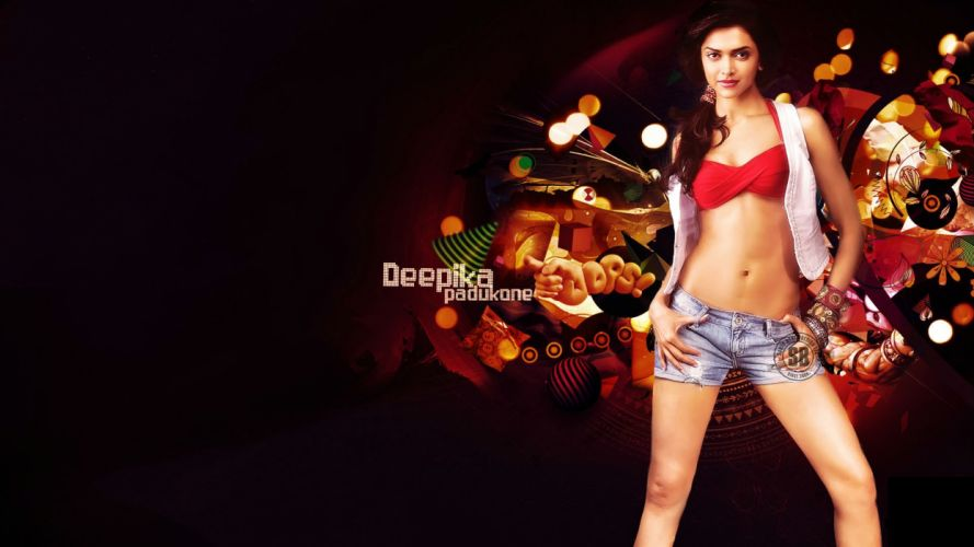 DEEPIKA PADUKONE indian film actress model bollywood babe (164) wallpaper