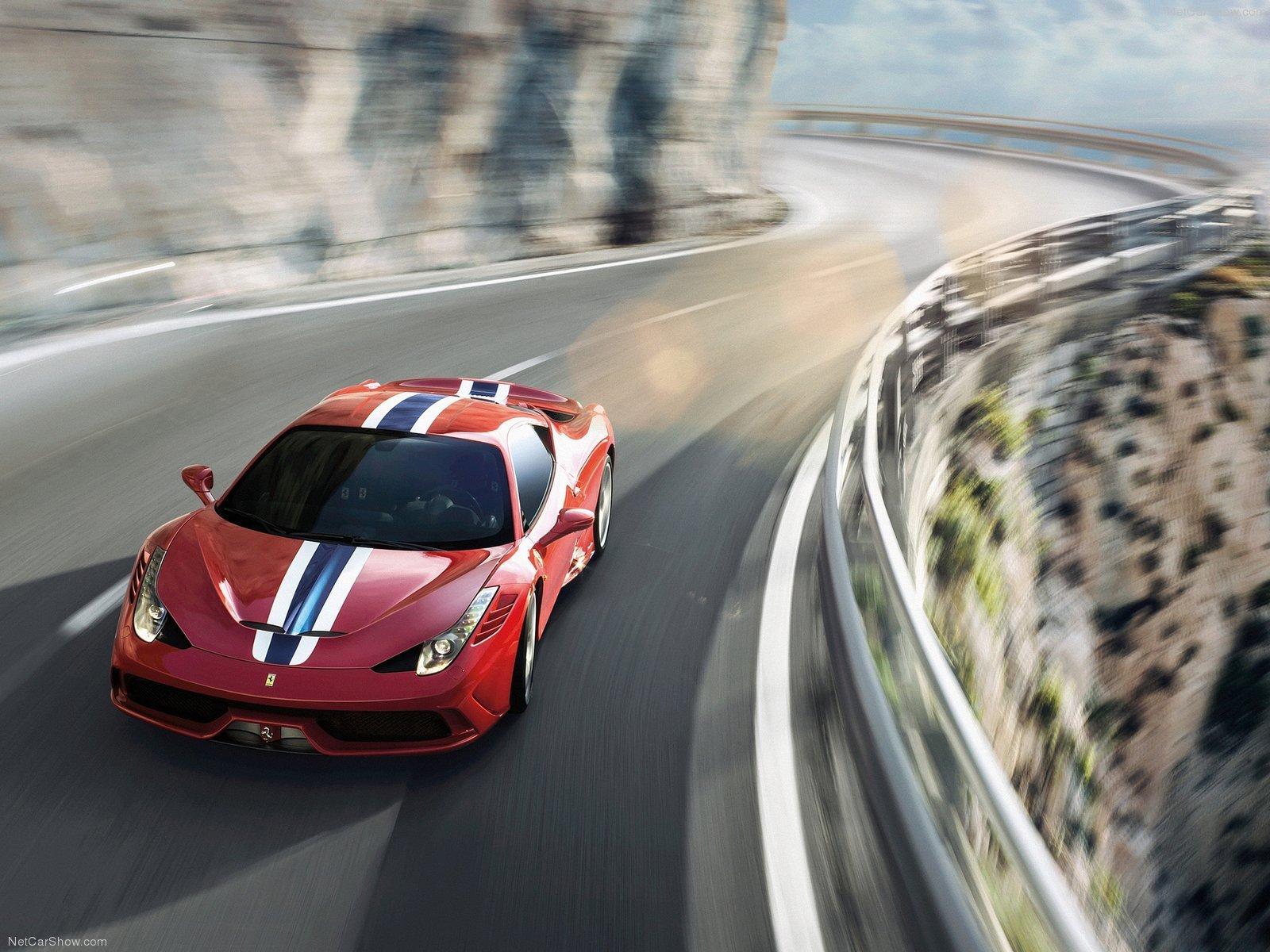 Ferrari 458 Speciale Wallpaper Ferrari 458 Speciale 2014