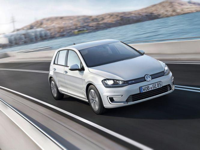Volkswagen-e-Golf 2015 1600x1200 wallpaper 02 wallpaper