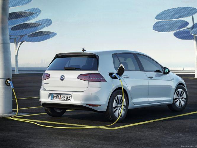 Volkswagen-e-Golf 2015 1600x1200 wallpaper 1f wallpaper