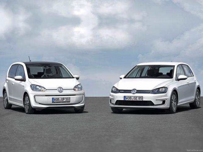 Volkswagen-e-Golf 2015 1600x1200 wallpaper 29 wallpaper