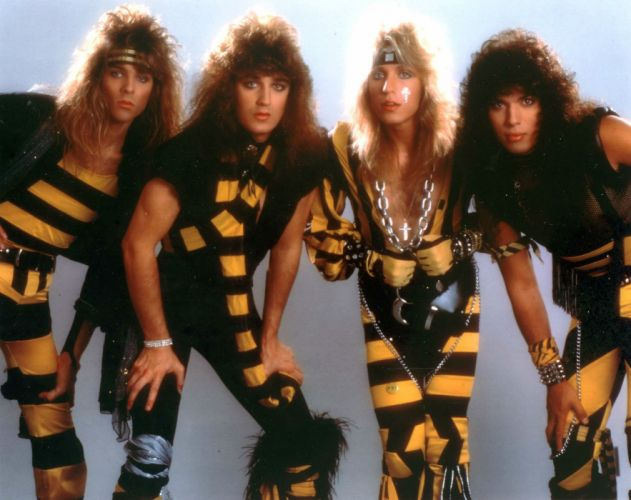 STRYPER hair metal heavy religion hard rock wallpaper