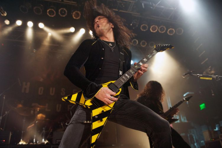 STRYPER hair metal heavy religion hard rock concert guitar wallpaper