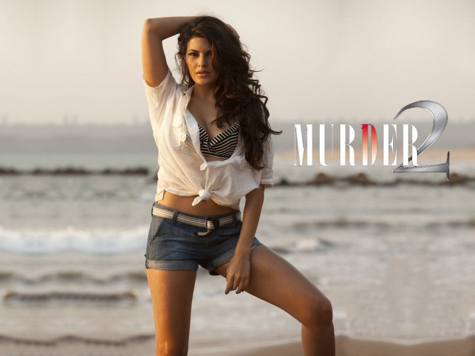 JACQUELINE FERNANDES indian film actress model babe bollywood sexy wallpaper
