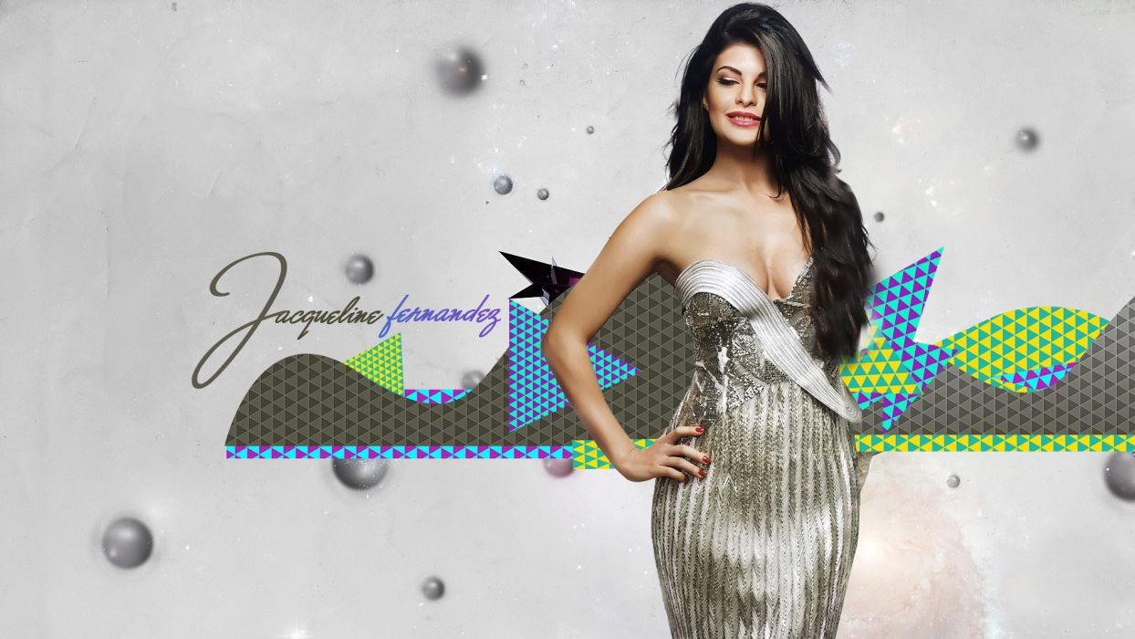 JACQUELINE FERNANDES indian film actress model babe bollywood (81) wallpaper