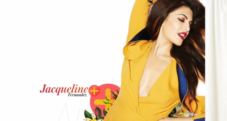 JACQUELINE FERNANDES indian film actress model babe bollywood (12) wallpaper