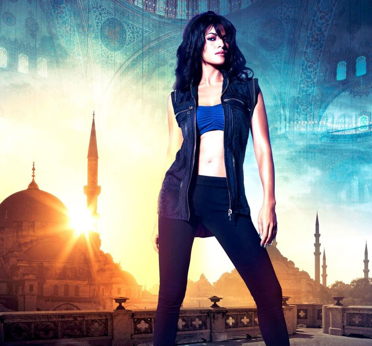JACQUELINE FERNANDES indian film actress model babe bollywood (8) wallpaper