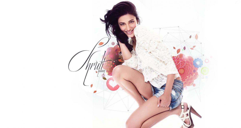 SHRUTI HASSAN indian actress bollywood singer model babe (19) wallpaper