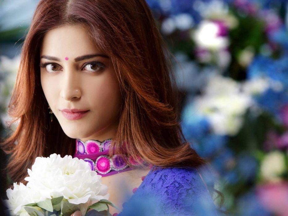 SHRUTI HASSAN indian actress bollywood singer model babe (27) wallpaper