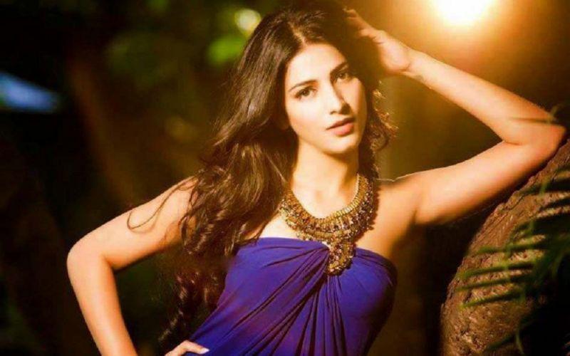 SHRUTI HASSAN indian actress bollywood singer model babe (59) wallpaper