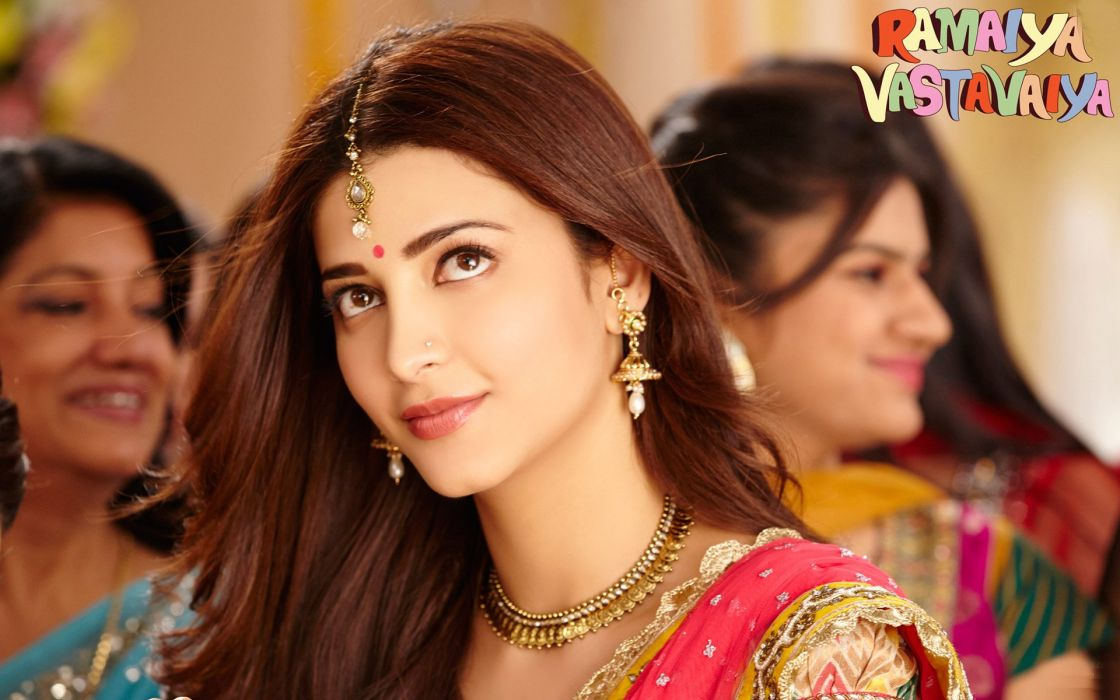SHRUTI HASSAN indian actress bollywood singer model babe (75) wallpaper