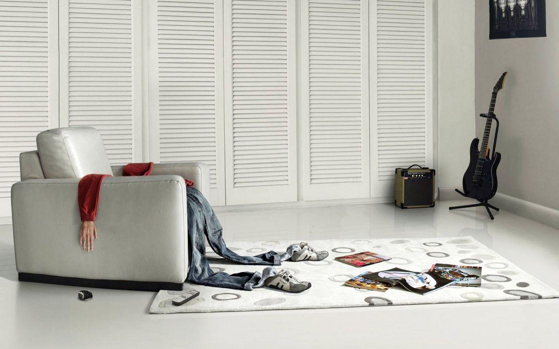 3D view music wallpaper