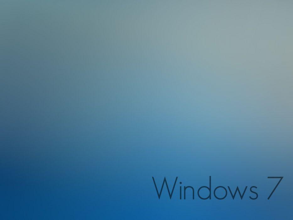Windows 7 Microsoft Windows wallpaper