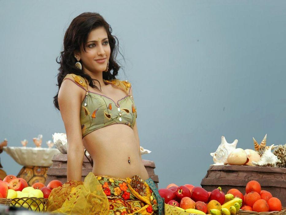 SHRUTI HASSAN indian actress bollywood singer model babe (107) wallpaper