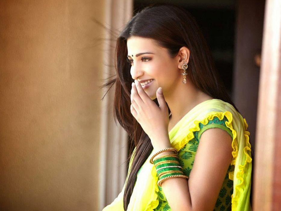 SHRUTI HASSAN indian actress bollywood singer model babe (101) wallpaper