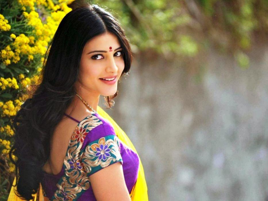 SHRUTI HASSAN indian actress bollywood singer model babe (102) wallpaper