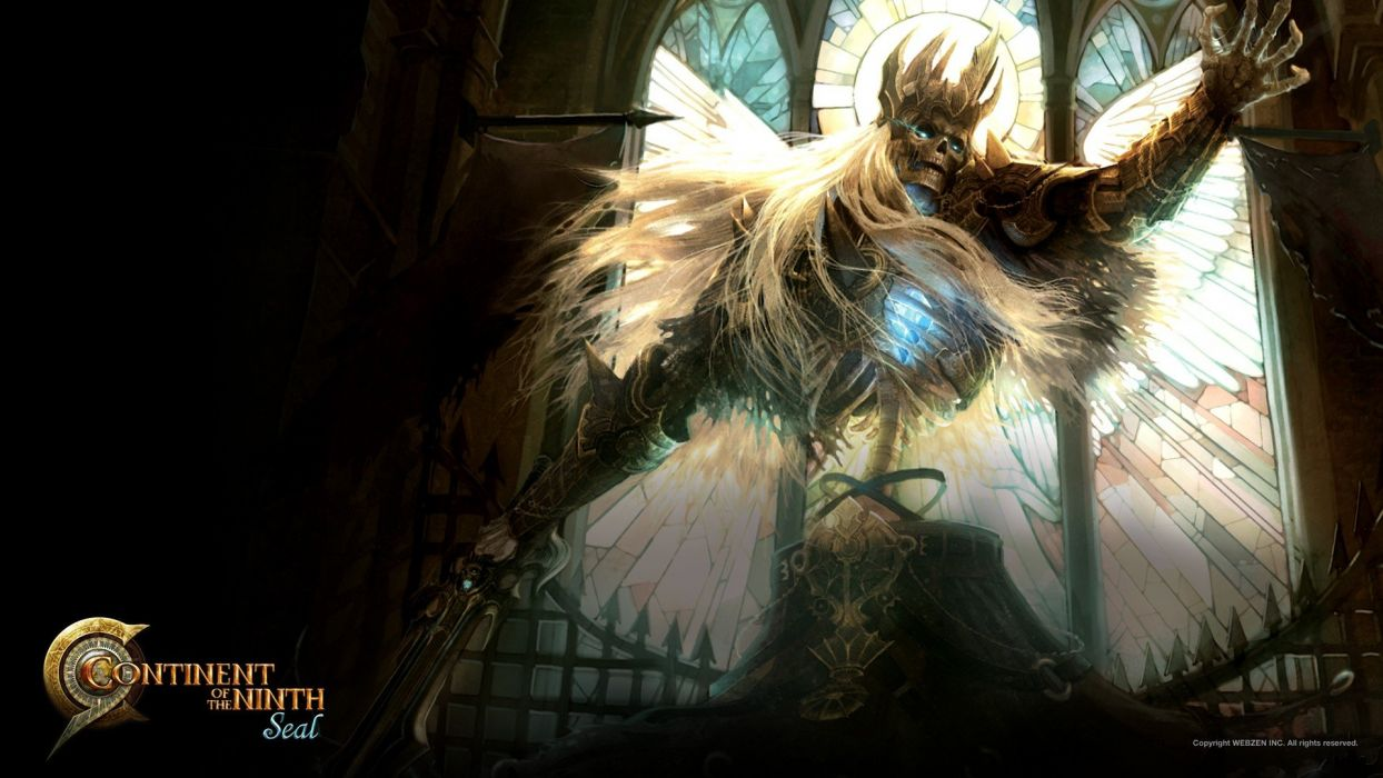 video games RPG fantasy art MMORPG Continent of the Ninth C9 wallpaper