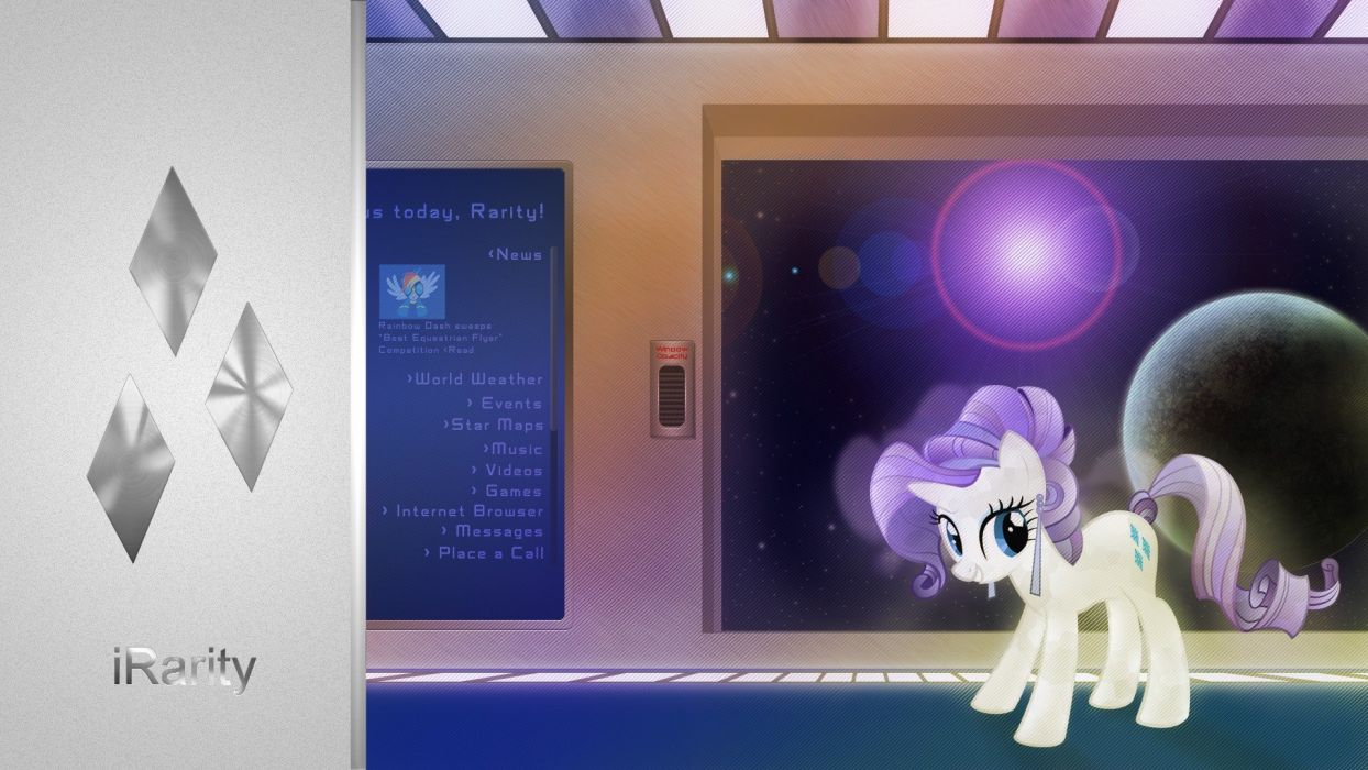 ponies Rarity My Little Pony: Friendship is Magic crystal wallpaper