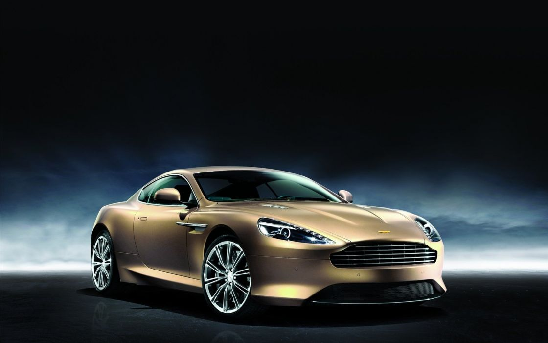 nature cars Aston Martin Limited Edition widescreen wallpaper