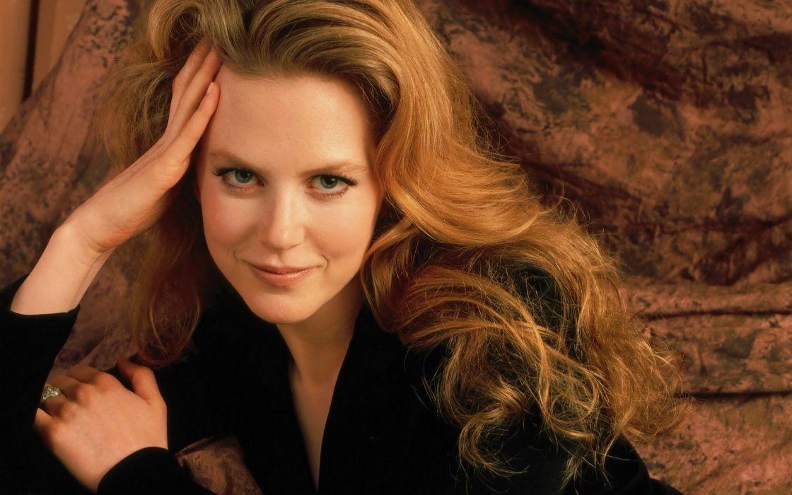 blondes women Nicole Kidman wallpaper