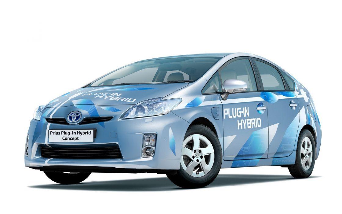 cars vehicles Prius Toyota Prius wallpaper