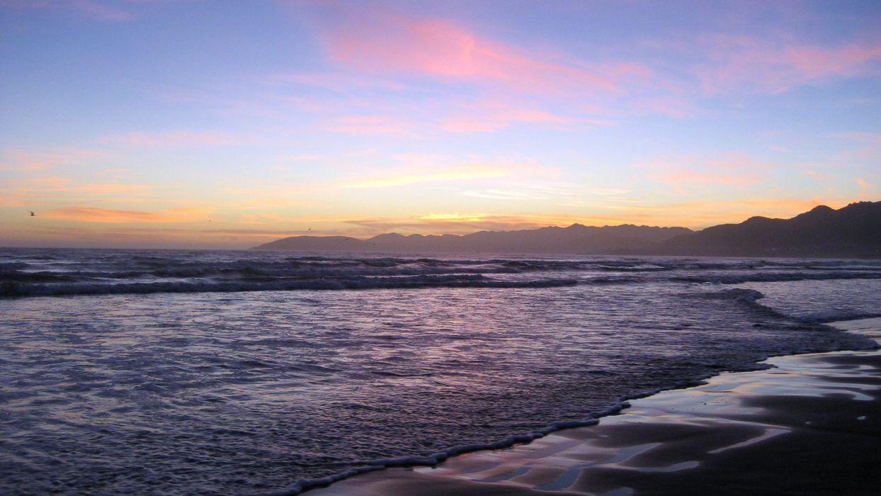 sea shorelines beaches wallpaper