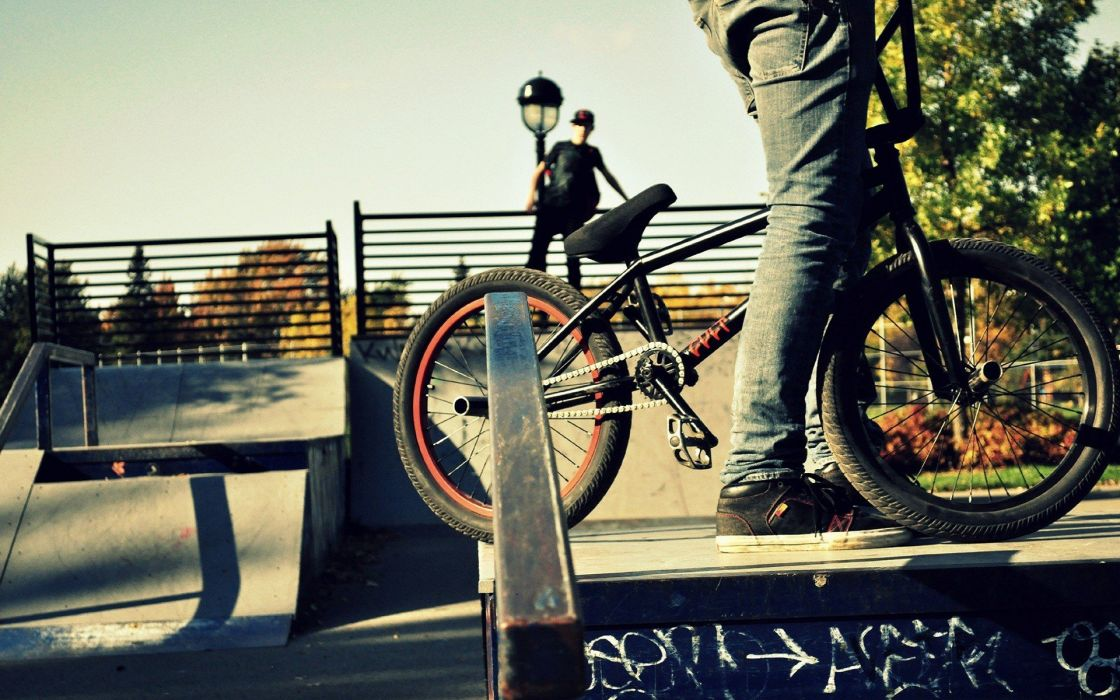 versus BMX Freestyle BMX wallpaper