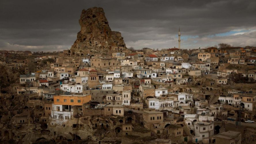 cityscapes architecture towns Mardin cities wallpaper