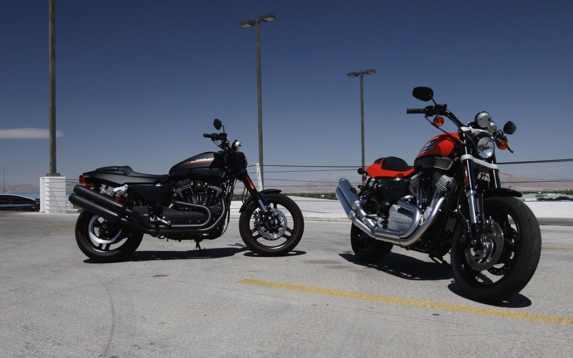 motorbikes Harley-Davidson wallpaper