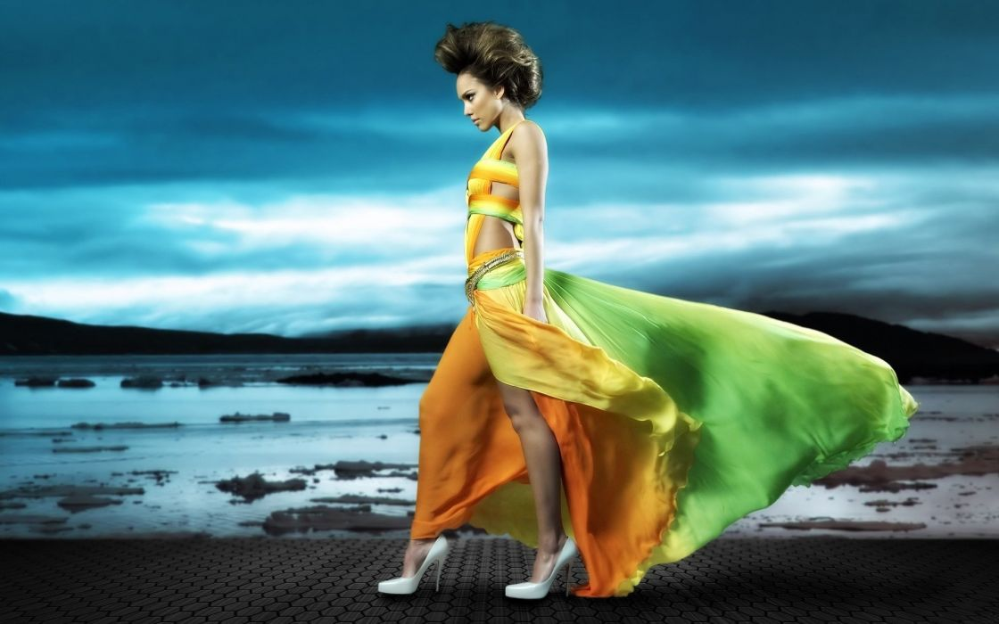 PARVATI MELTON indian american actress model babe bollywood (14) wallpaper