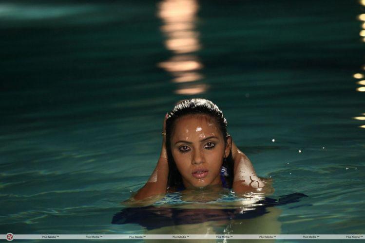 NEETU CHANDRA indian actress model martial arts model bollywood babe (7) wallpaper
