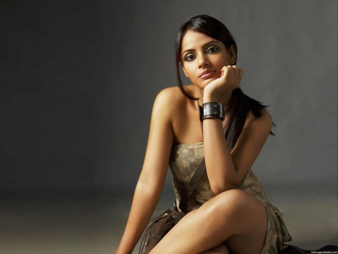 NEETU CHANDRA indian actress model martial arts model bollywood babe (21) wallpaper