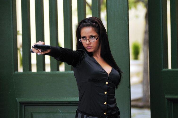 NEETU CHANDRA indian actress model martial arts model bollywood babe (56) wallpaper