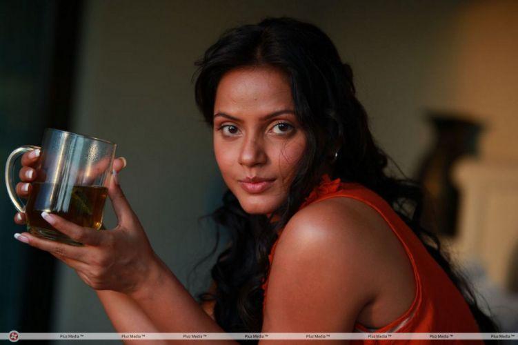 NEETU CHANDRA indian actress model martial arts model bollywood babe (70) wallpaper