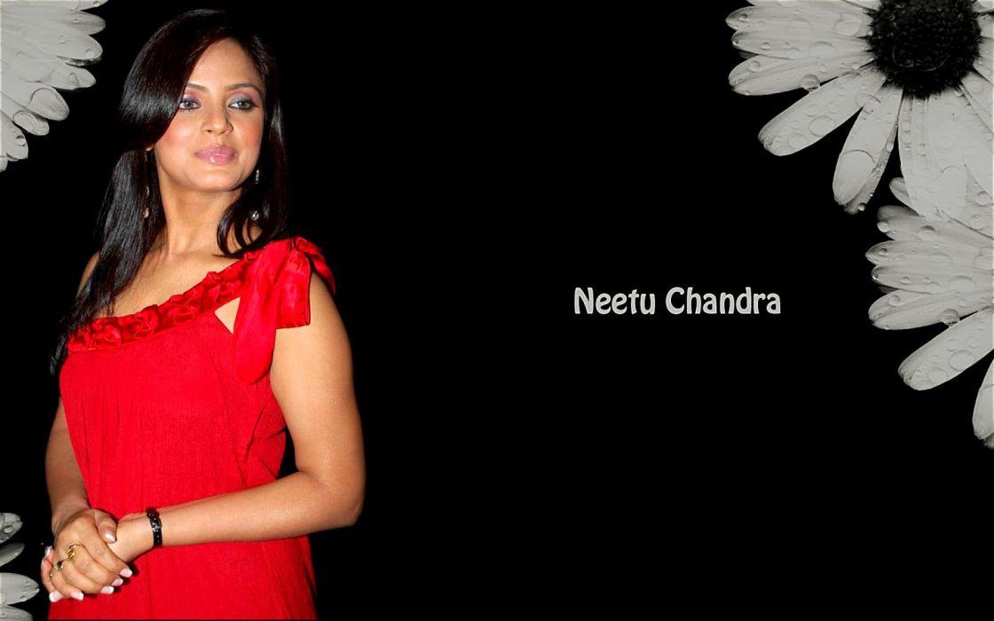 NEETU CHANDRA indian actress model martial arts model bollywood babe (66) wallpaper