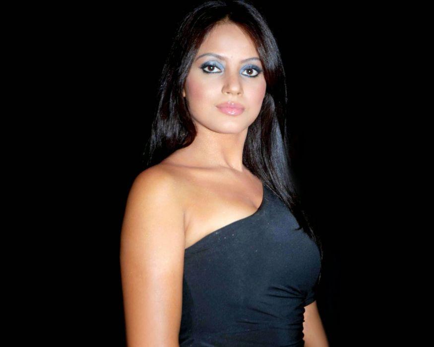 NEETU CHANDRA indian actress model martial arts model bollywood babe (83) wallpaper