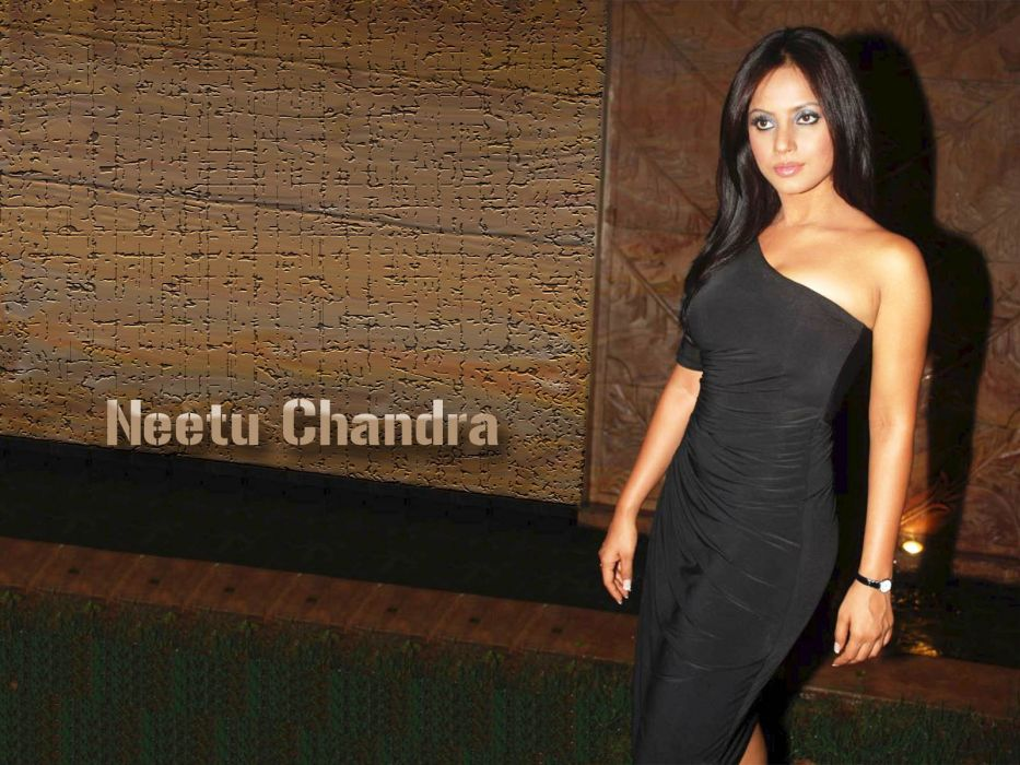 NEETU CHANDRA indian actress model martial arts model bollywood babe (89) wallpaper