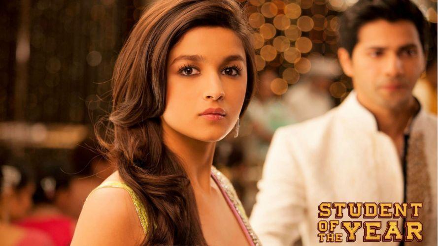 ALIA BHATT indian actress bollywood model babe (26) wallpaper