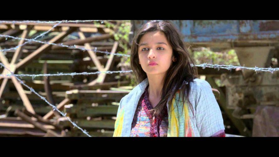 ALIA BHATT indian actress bollywood model babe (37) wallpaper