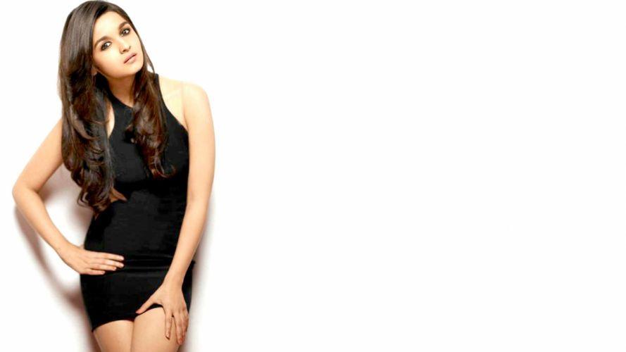 ALIA BHATT indian actress bollywood model babe (90) wallpaper